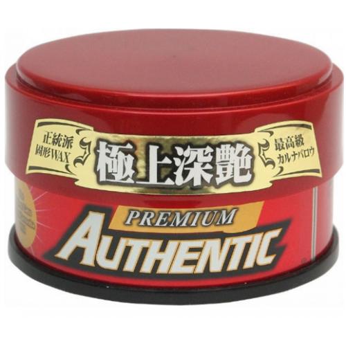 Полироль SOFT99 Authentic Premium Япония, 200 гр
